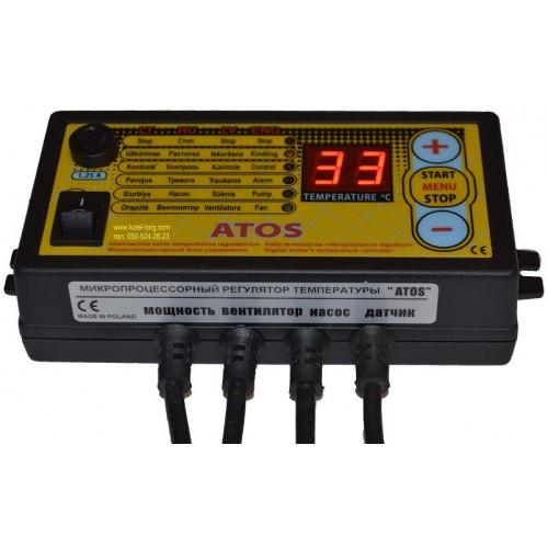 Комплект автоматики ATOS с вентилятором WPA-X2