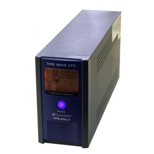 Источник бесперебойного питания для котла ИБП Luxeon UPS-500LU