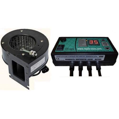 Автоматика для твердотопливного котла TAL RT-22 c вентилятором NWS-75