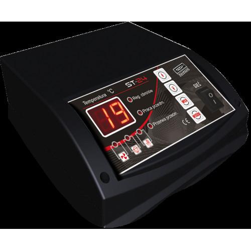 Автоматика управления для твердотопливного котла tech ST-24