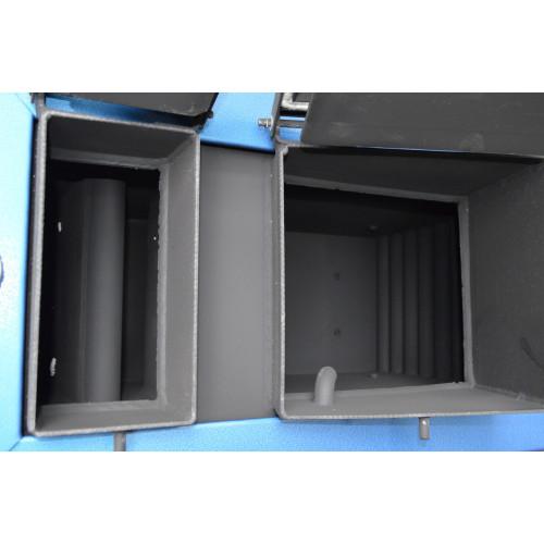 Твердотопливный котел ЖК-1-13 кВт Эконом