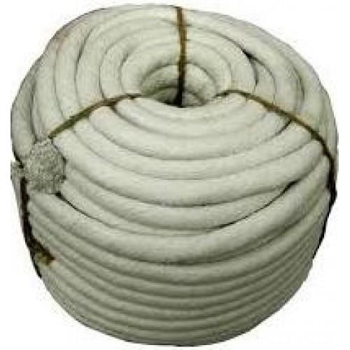 Шнуры из керамического волокна термостойкие ф10мм ф12мм ф15мм ф20мм ф25мм 1260