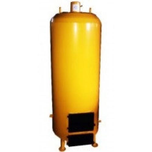 Водонагреватель на дровах титан на твердом топливе 100 литров