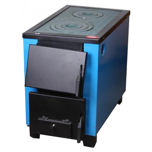 КОТВ-175 Тайга Твердотопливный котел-печь для отопления и приготовления пищи