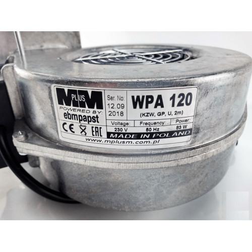 Автоматика для твердотопливного котла TAL RT-22 вентилятор WPA-120 MM