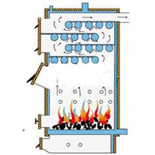 Твердотопливный котел Идмар GK-1 - 90 кВт
