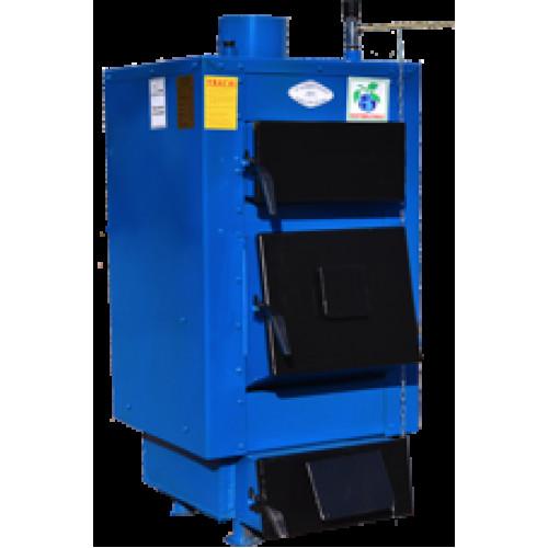 Твердотопливный котел Идмар УКС-13 кВт блок управления и вентилятор
