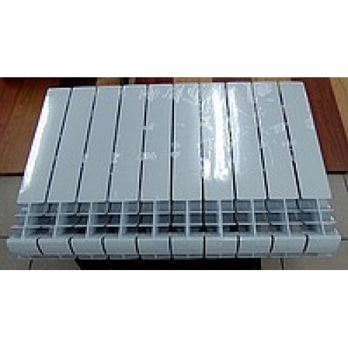 Биметаллический радиатор Alltermo 50080