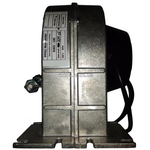 Контроллер Novosolar PK-22 lux и вентилятор NWS-100